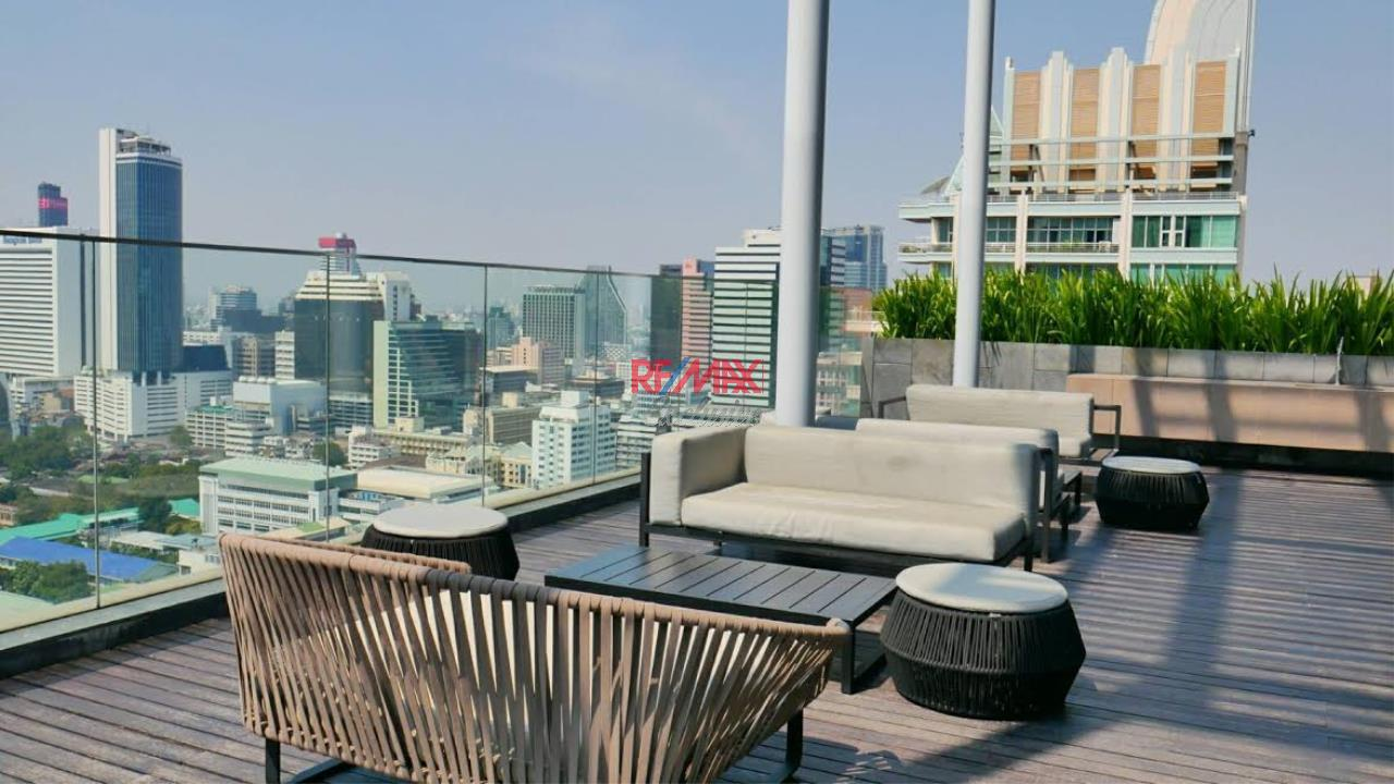 RE/MAX Exclusive Agency's Saladaeng Residence 2 Bedrooms, 2 Bathrooms, For Rent Only 75,000 THB 8
