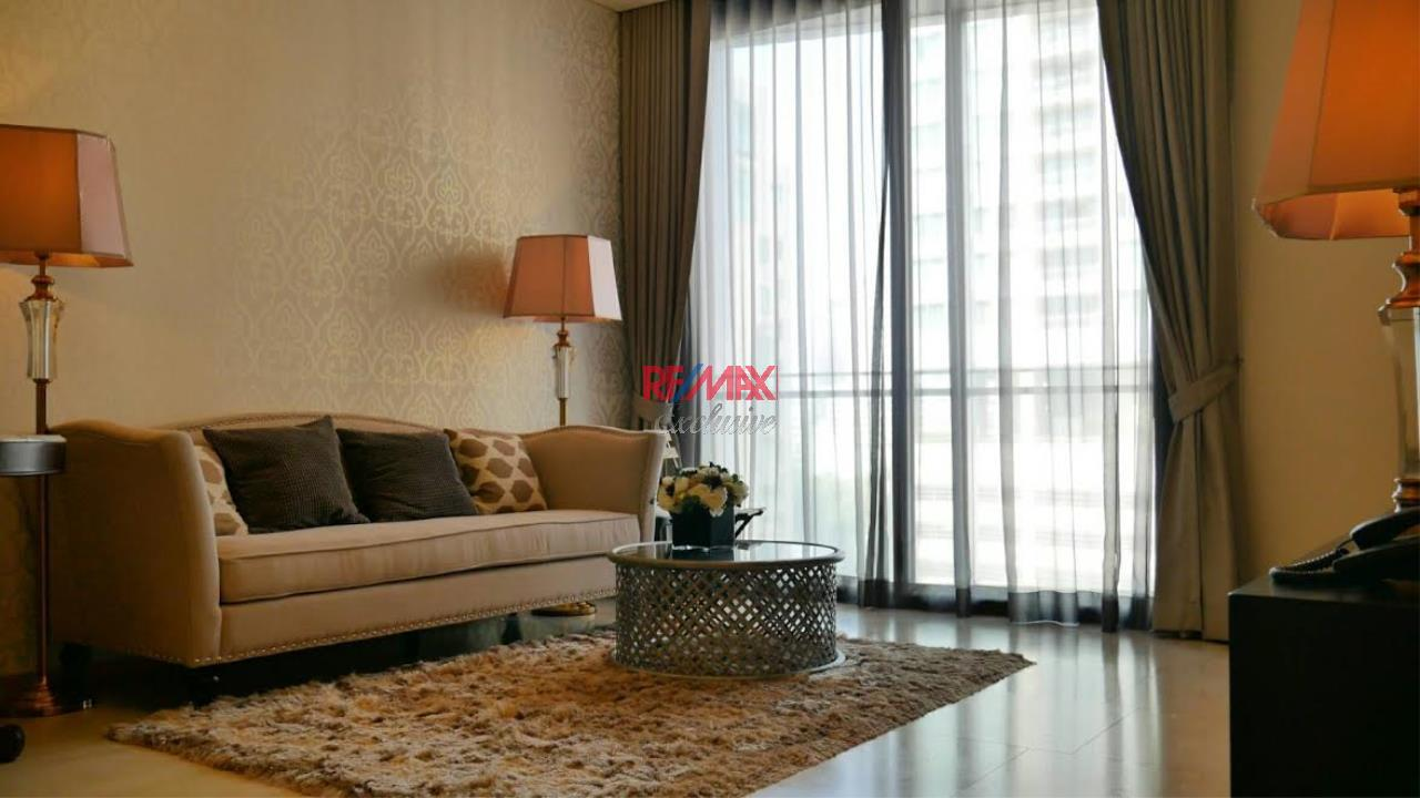 RE/MAX Exclusive Agency's Saladaeng Residence 2 Bedrooms, 2 Bathrooms, For Rent Only 75,000 THB 1
