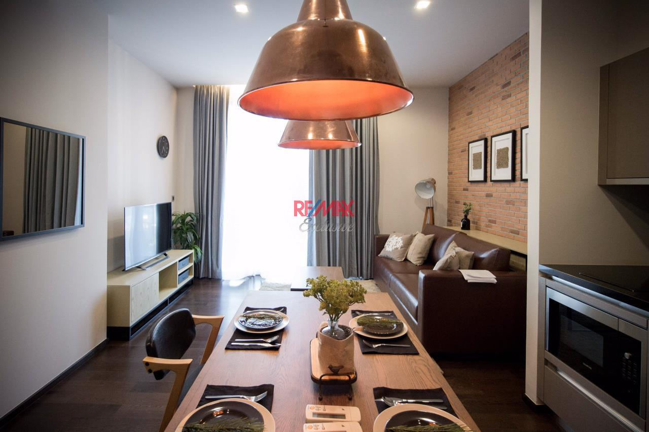 RE/MAX Exclusive Agency's XXXIX By Sansiri 1 Bedroom 58 Sqm., For Rent 75,000 and Sale 18,000,000 THB!! 4