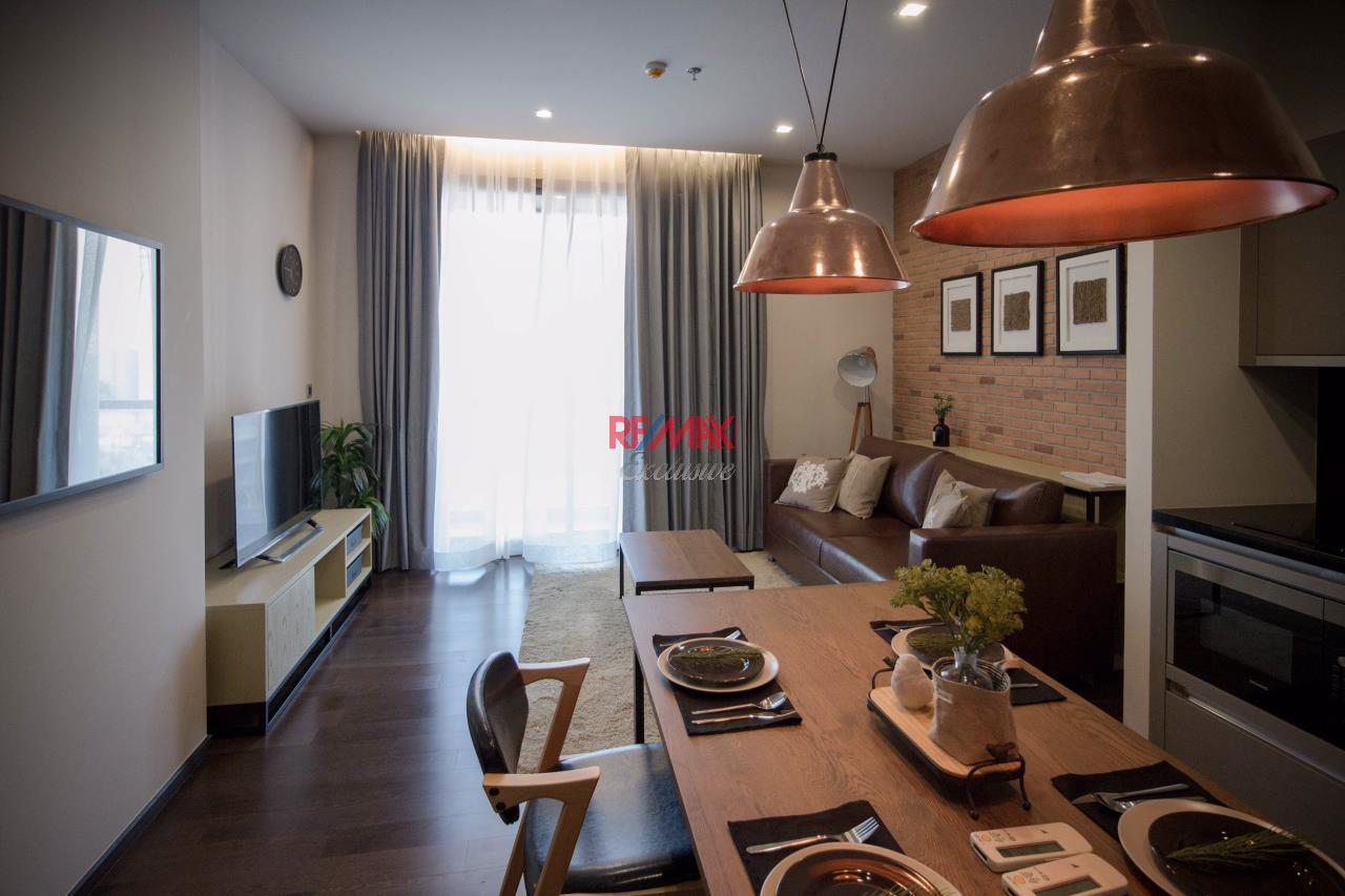 RE/MAX Exclusive Agency's XXXIX By Sansiri 1 Bedroom 58 Sqm., For Rent 75,000 and Sale 18,000,000 THB!! 2