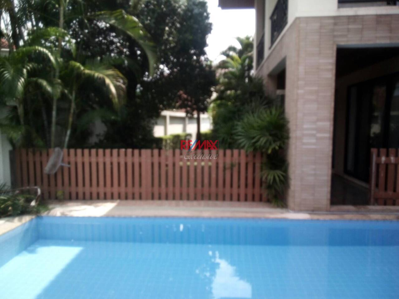 RE/MAX Exclusive Agency's Detached House 4 Bedrooms 200 Sq wah with Private Pool, For Rent 150,000 THB!! 23