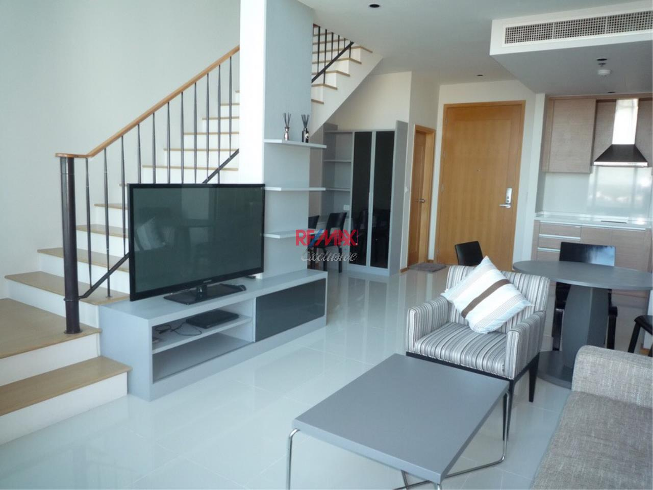 RE/MAX Exclusive Agency's Emporio Place 1 Bed Duplex 73 Sqm., For Rent 55,000 THB!!! 1