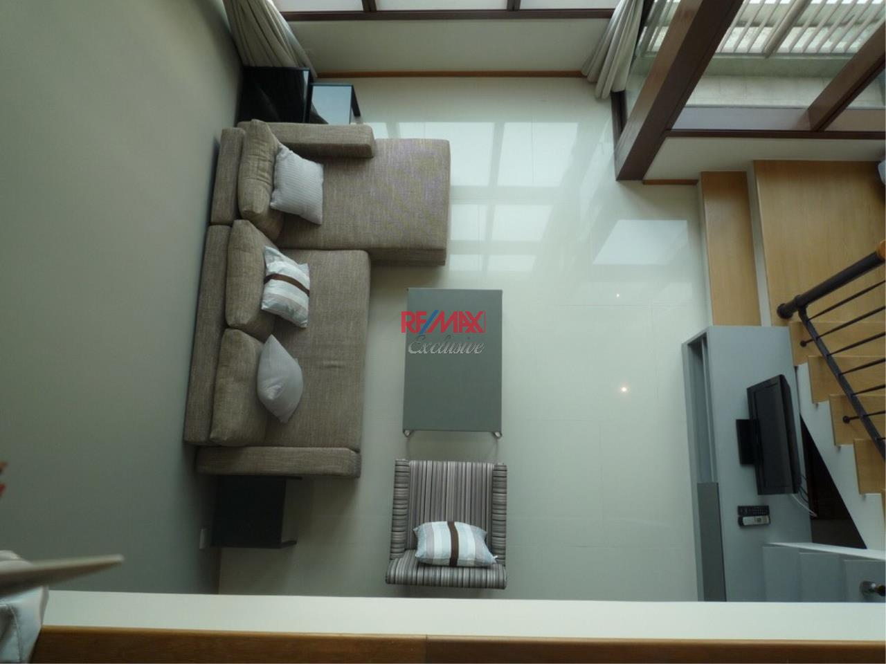 RE/MAX Exclusive Agency's Emporio Place 1 Bed Duplex 73 Sqm., For Rent 55,000 THB!!! 2