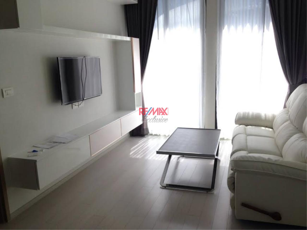 RE/MAX Exclusive Agency's Noble Ploenchit, 1 bedroom, 1 bathroom, For Rent Only 55,000 THB 2