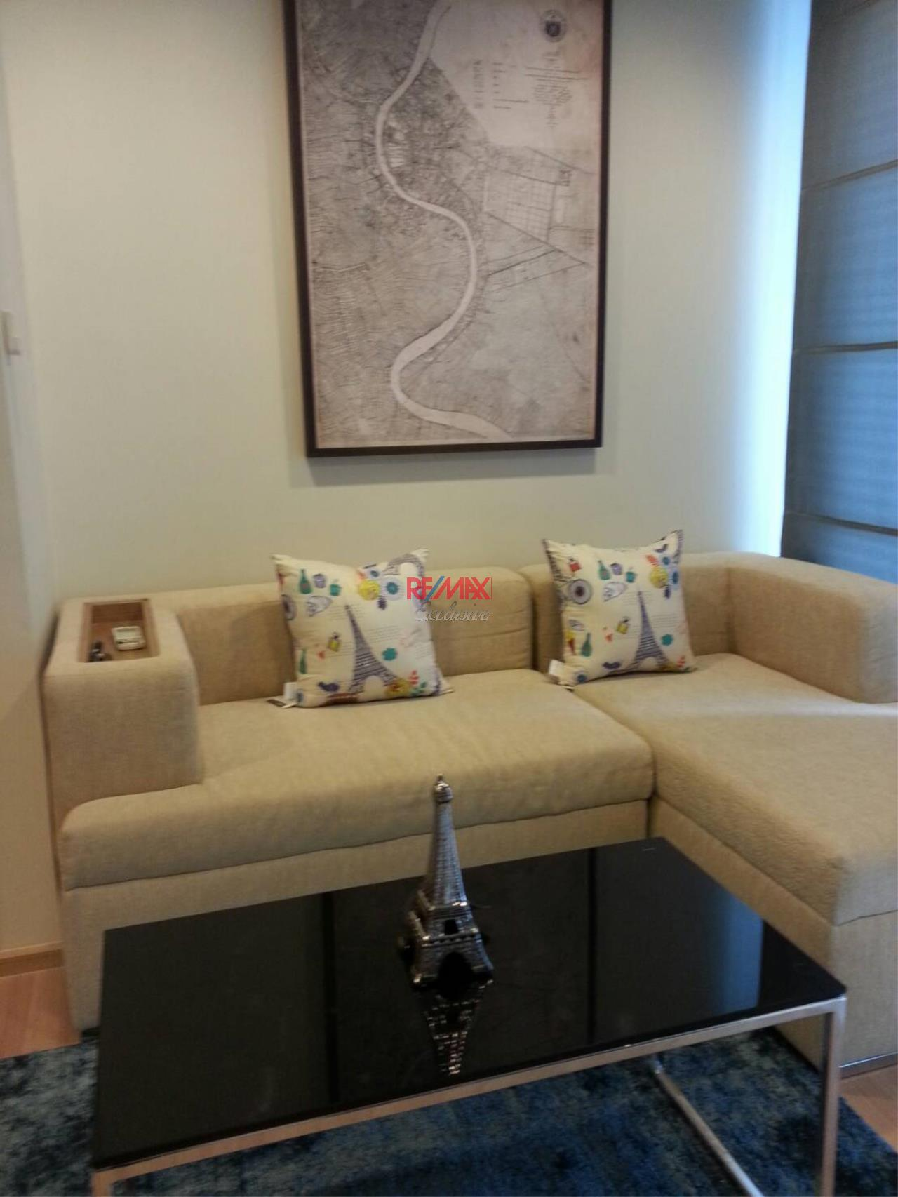 RE/MAX Exclusive Agency's Rhythm Sathorn 2 Bedrooms, 2 Bathrooms For Sale 10,500,000 THB, For Rent 42,000 THB 1