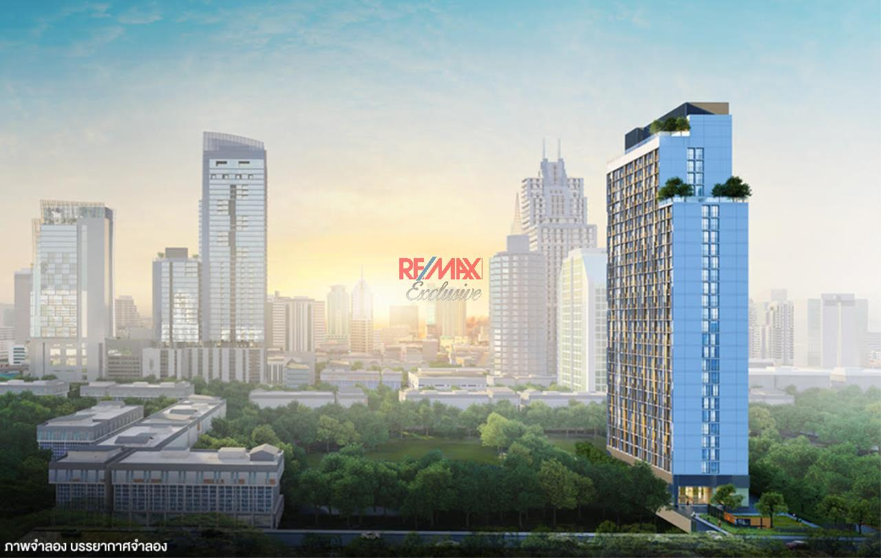 RE/MAX Exclusive Agency's Special 2 bedrooms For Sale Only 15,679,000 THB  3