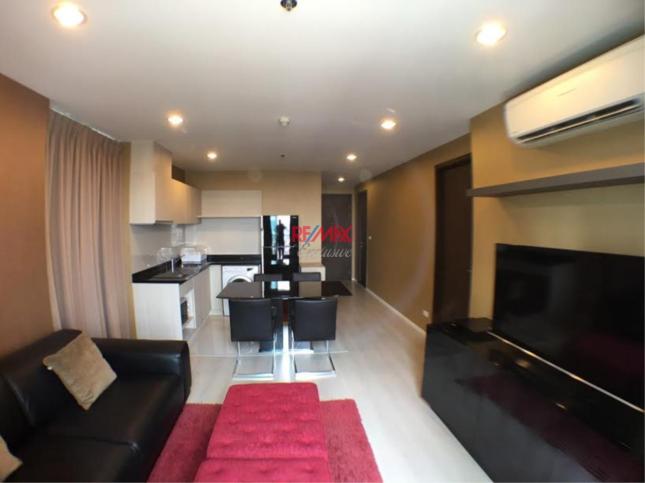 RE/MAX Exclusive Agency's 2 Bedrooms available For Rent 40,000 THB 5