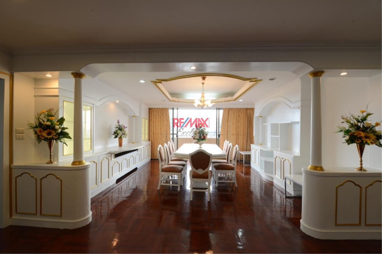 RE/MAX Exclusive Agency's Luxury 3 Bedrooms, 3 bathrooms For Rent 80,000 THB, For Sale 36,000,000 THB  3