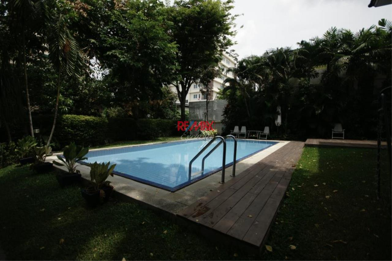 RE/MAX Exclusive Agency's Detached House 4 Bedrooms 400 Sqm., With Private Pool For Rent 200,000 THB!! 23