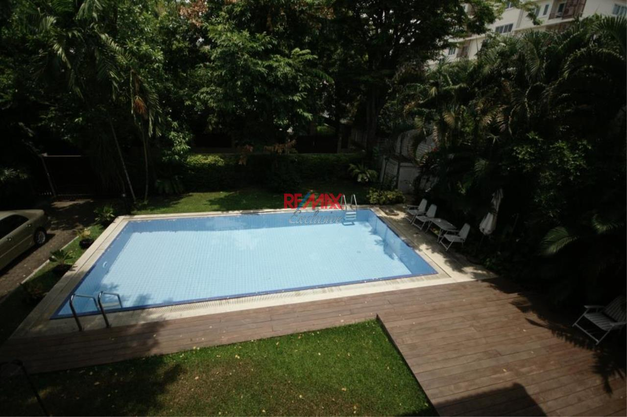 RE/MAX Exclusive Agency's Detached House 4 Bedrooms 400 Sqm., With Private Pool For Rent 200,000 THB!! 24