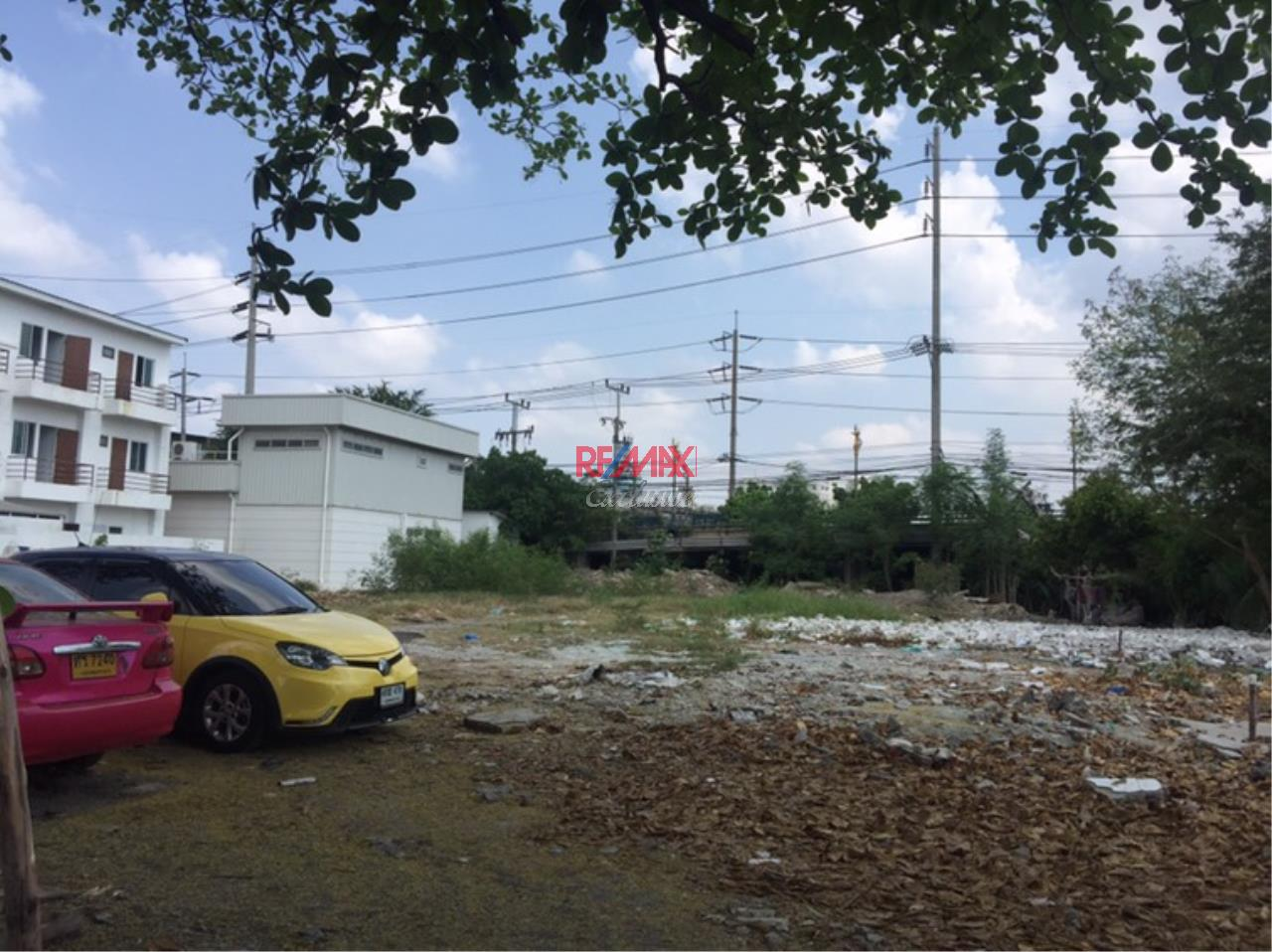 RE/MAX Exclusive Agency's Commercial Land for industry: Puchao SamingPrai: 2-2-30 Rais 6