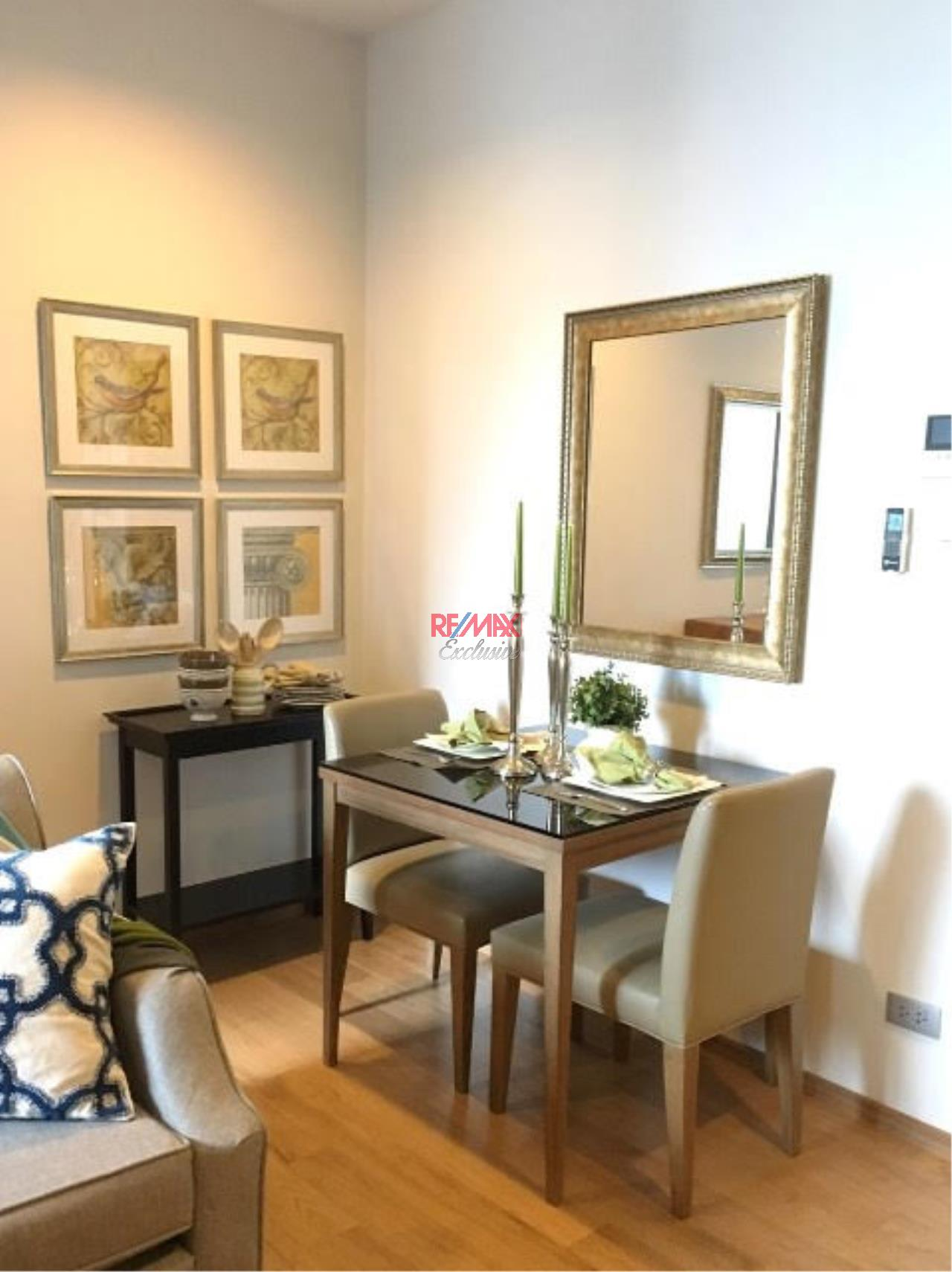 RE/MAX Exclusive Agency's Condominium in town For Rent 40,000 THB  3