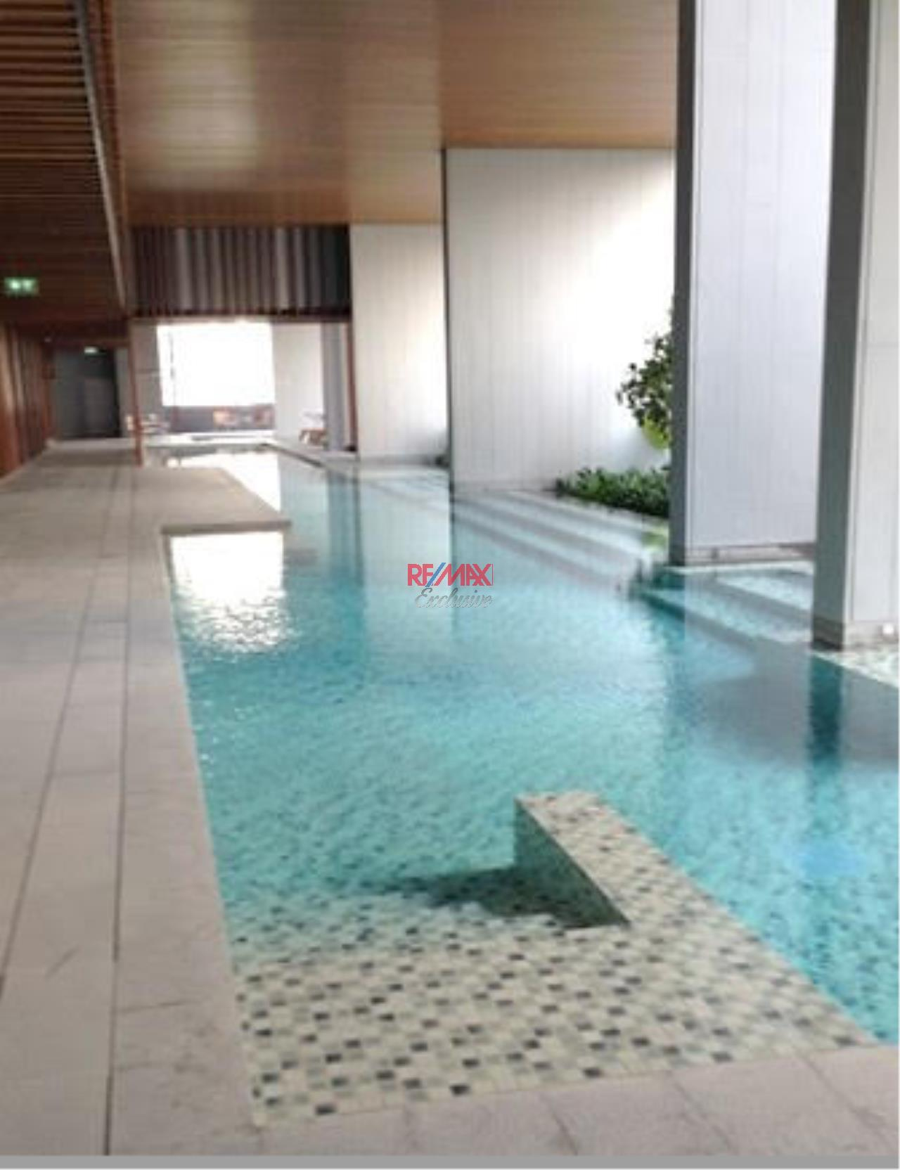 RE/MAX Exclusive Agency's Condominium in town For Rent 40,000 THB  6