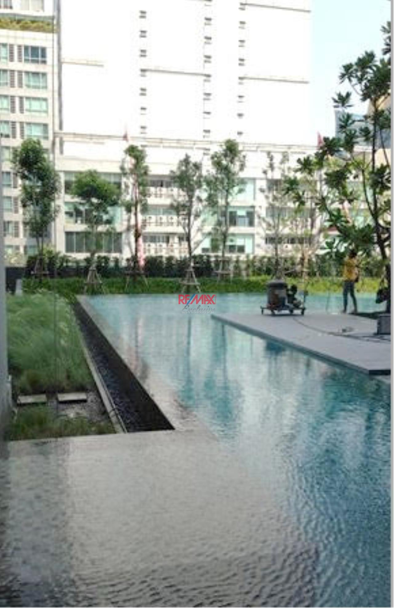 RE/MAX Exclusive Agency's Condominium in town For Rent 40,000 THB  7