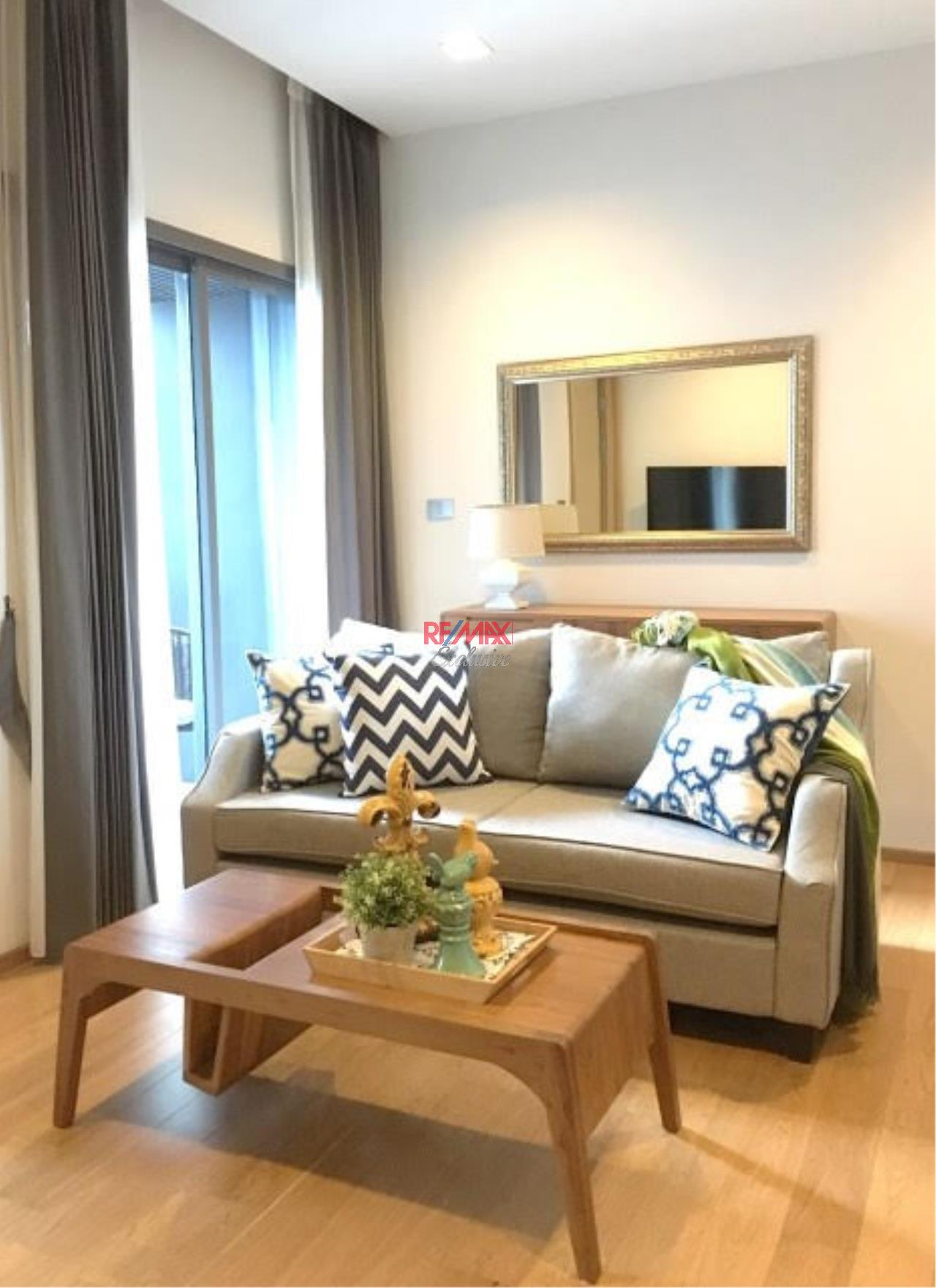 RE/MAX Exclusive Agency's Condominium in town For Rent 40,000 THB  1