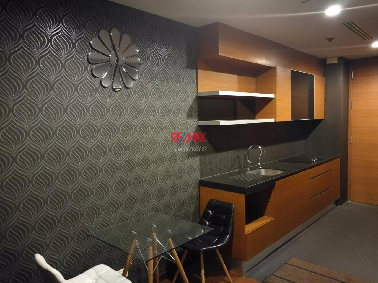 RE/MAX Exclusive Agency's One bedroom condo for rent at Ashton Morph 38 4