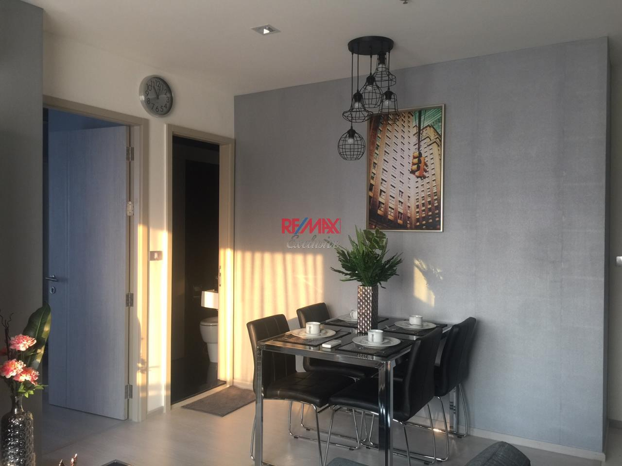 RE/MAX Exclusive Agency's Rhythm Sukhumvit 36-38 1 Bedroom, 42 Sqm., For Rent 35,000 THB!! 3
