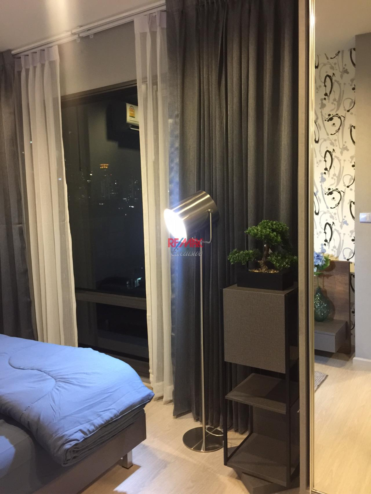 RE/MAX Exclusive Agency's Rhythm Sukhumvit 36-38 1 Bedroom, 42 Sqm., For Rent 35,000 THB!! 5