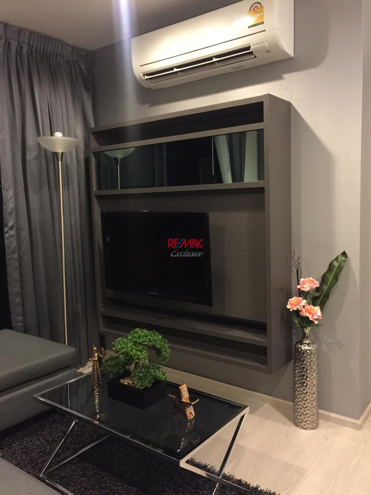 RE/MAX Exclusive Agency's Rhythm Sukhumvit 36-38 1 Bedroom, 42 Sqm., For Rent 35,000 THB!! 2