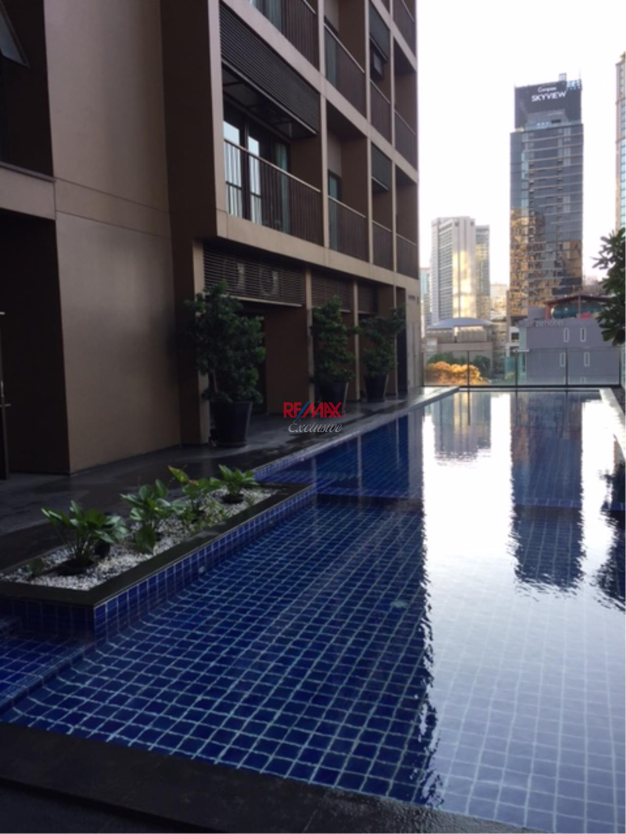 RE/MAX Exclusive Agency's Noble Refine 1 Bedroom, Beautiful and Modern Decoration For Rent 40,000 THB  11