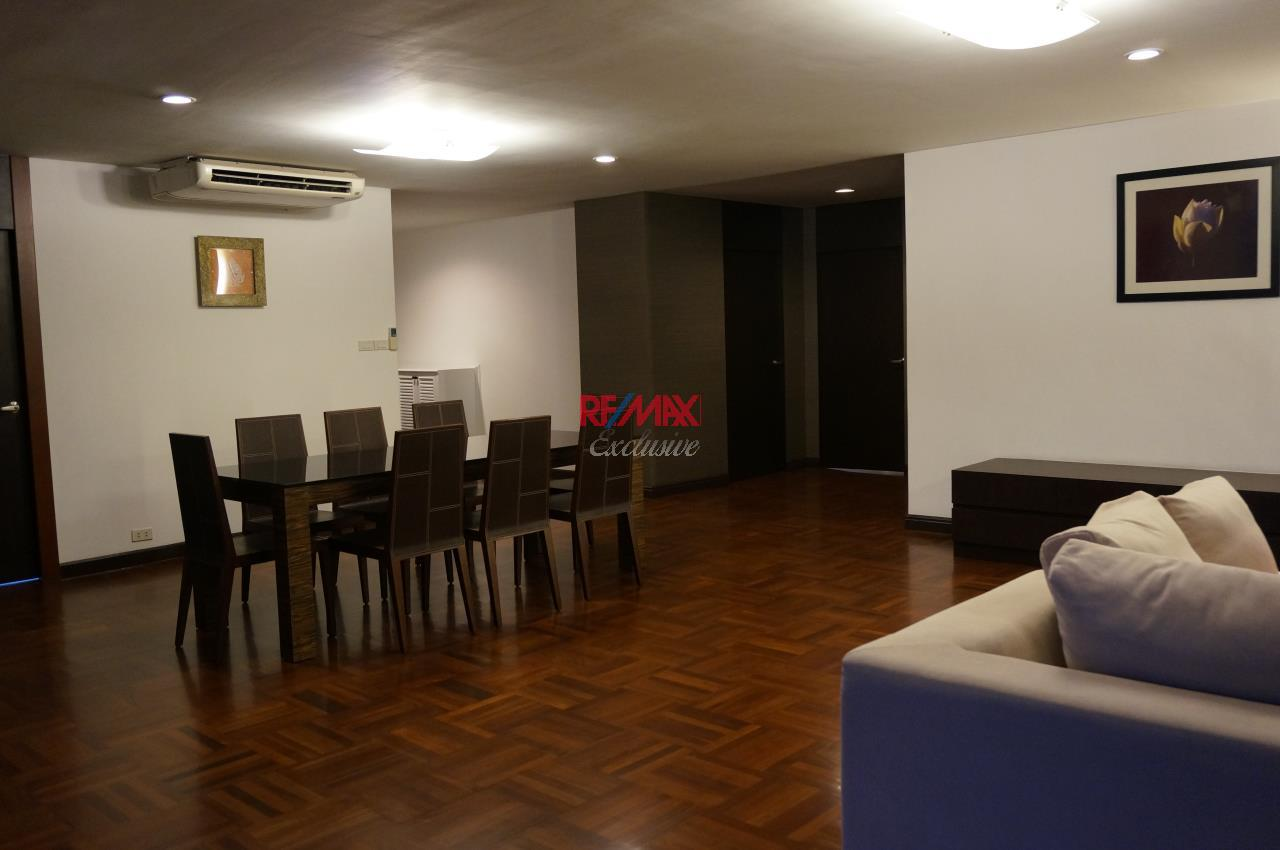 RE/MAX Exclusive Agency's Habitat Sukhumvit 53,  3 bedrooms High Floor 278 Sqm For Rent 1