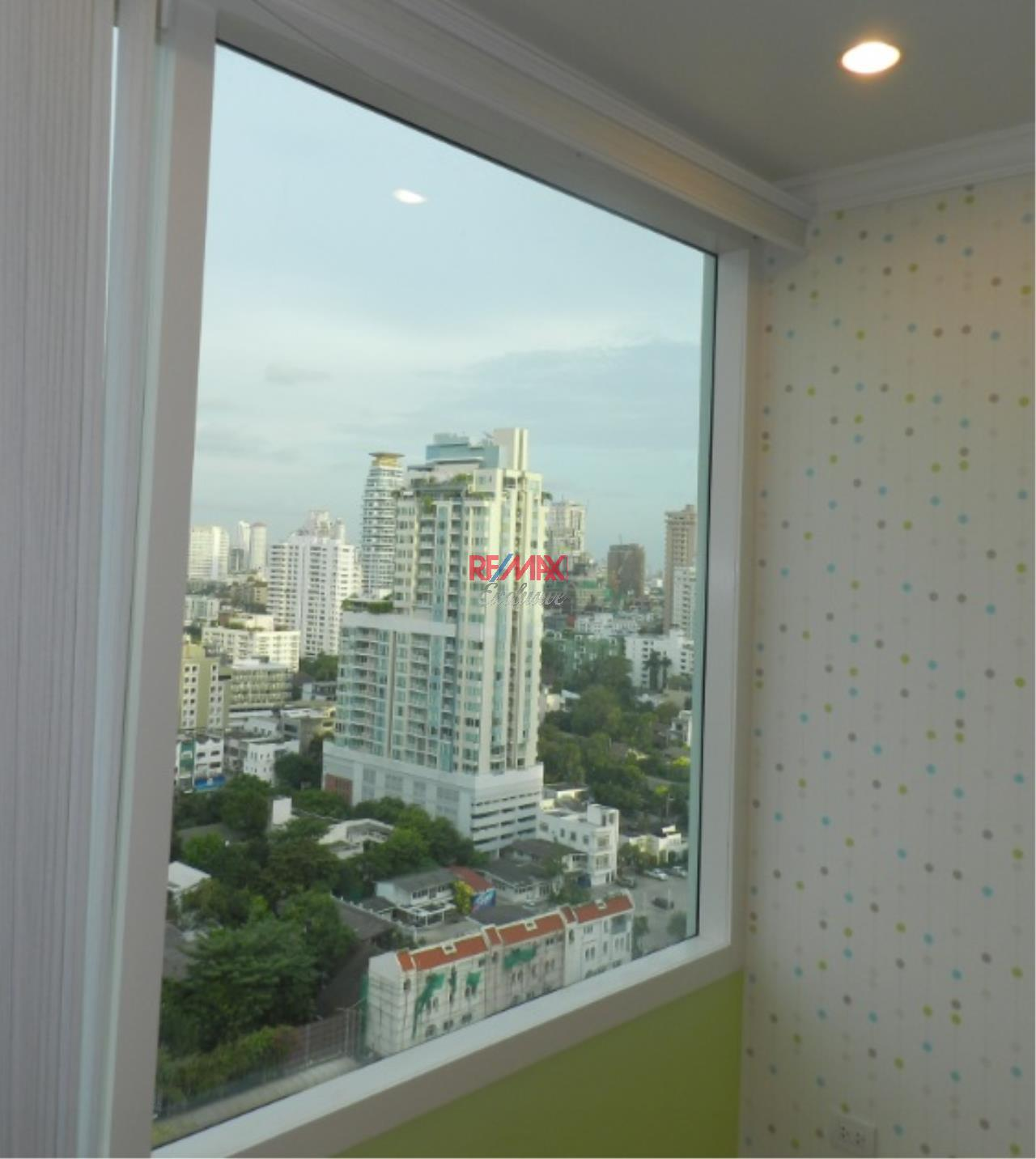RE/MAX Exclusive Agency's The Wind Sukhumvit 23 3 Bedrooms With Magnificent View of Downtown Bangkok, For Rent and Sale!! 6