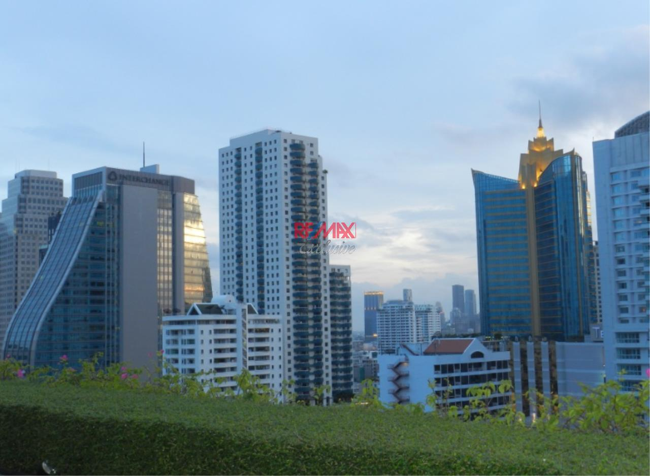 RE/MAX Exclusive Agency's The Wind Sukhumvit 23 3 Bedrooms With Magnificent View of Downtown Bangkok, For Rent and Sale!! 13