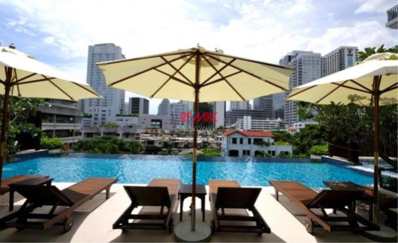 RE/MAX Exclusive Agency's The Wind Sukhumvit 23 3 Bedrooms With Magnificent View of Downtown Bangkok, For Rent and Sale!! 12