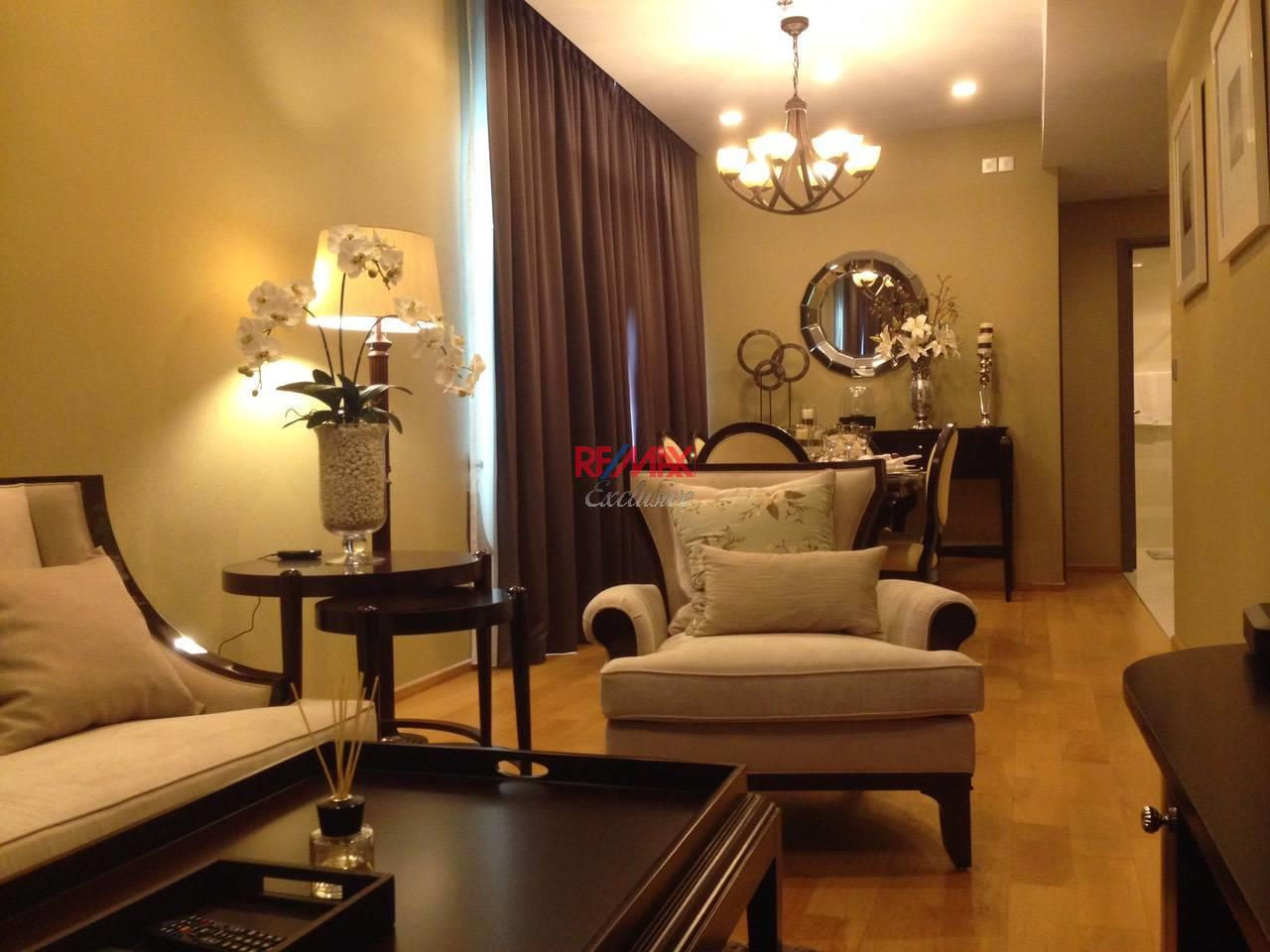 RE/MAX Exclusive Agency's The Keyne By Sansiri 2 Bedrooms For Rent 70,000 THB 1