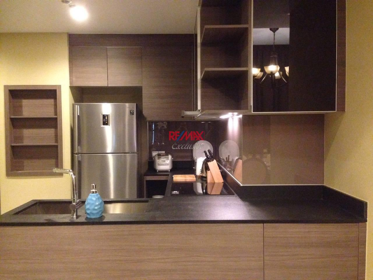 RE/MAX Exclusive Agency's The Keyne By Sansiri 2 Bedrooms For Rent 70,000 THB 5