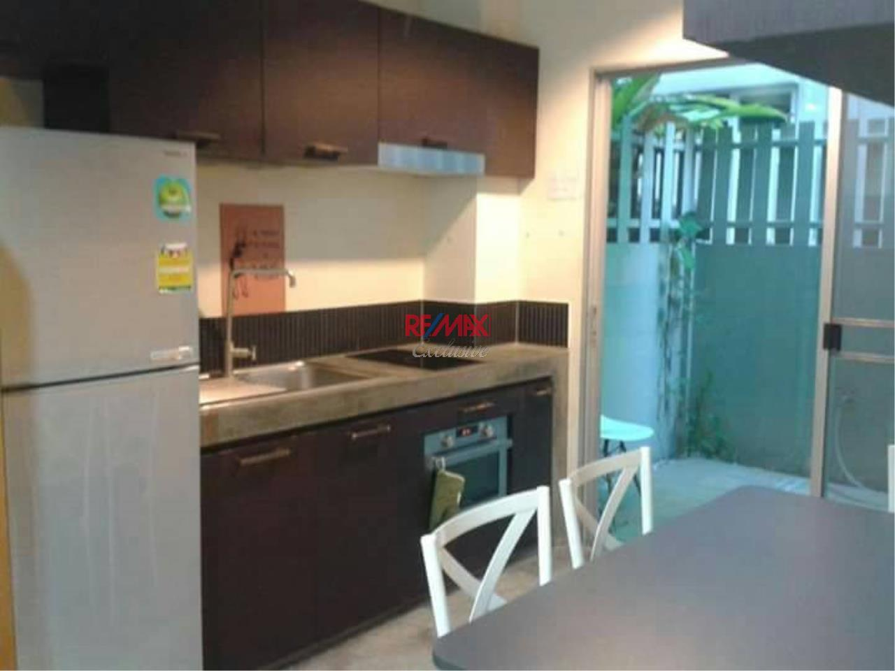 RE/MAX Exclusive Agency's Noble Cube Pattanakarn, Townhome 3 Storey For Rent And Sale!! 4
