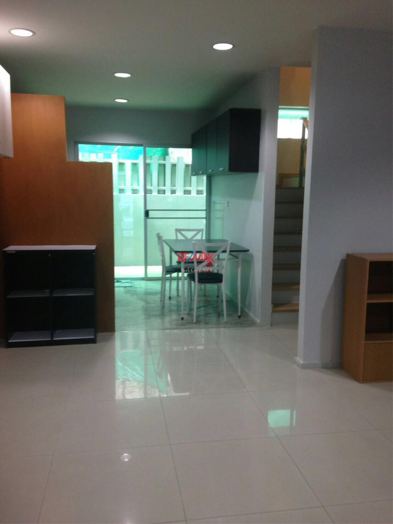 RE/MAX Exclusive Agency's Noble Cube Pattanakarn, Townhome 3 Storey For Rent And Sale!! 3