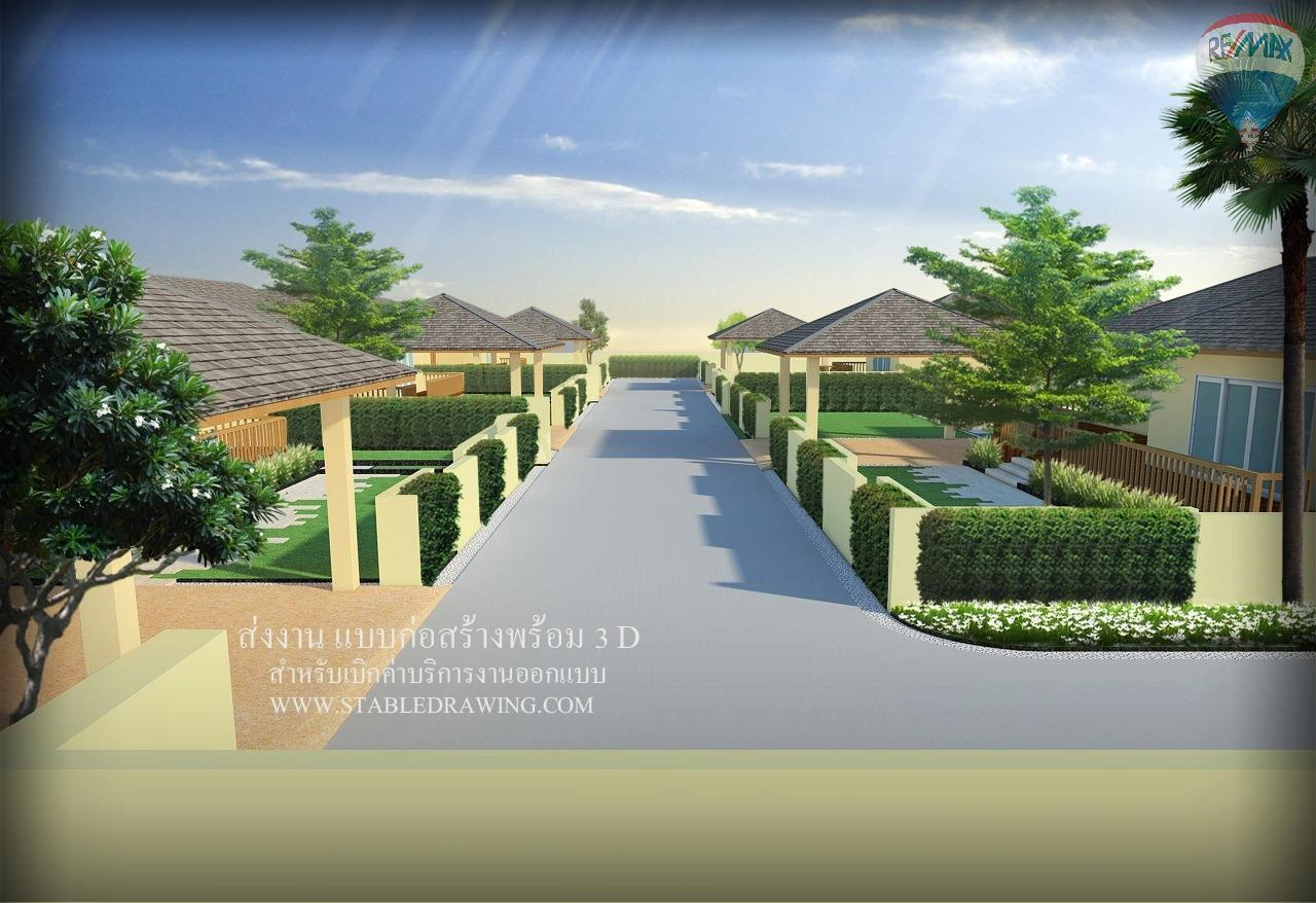 RE/MAX Beach Town Agency's New Project with luxury finnish in Cha-Am, Thailand 9