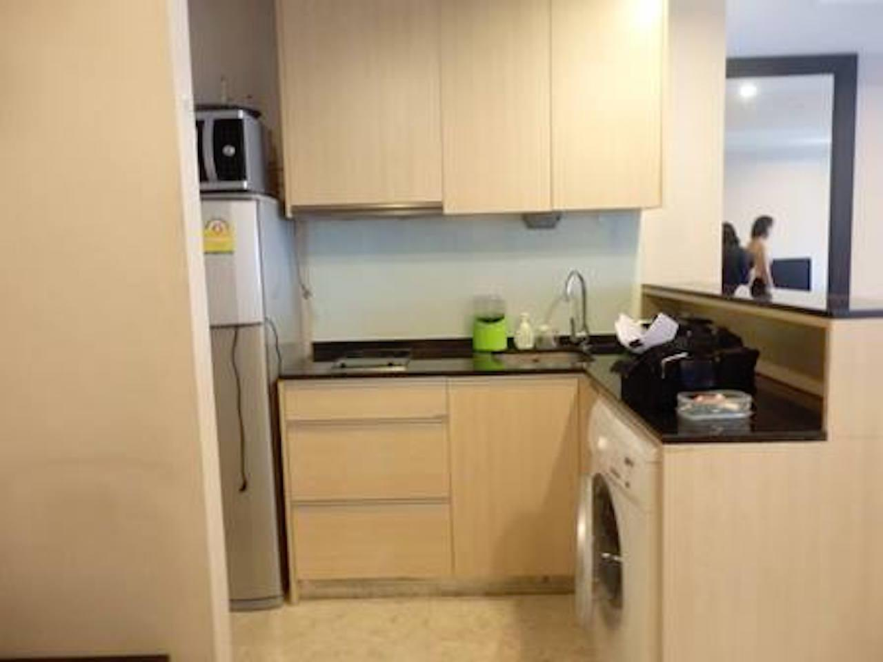 Mahanakornproperty Agency's Fully Furnished 1 bedroom for rent ,high floor 4