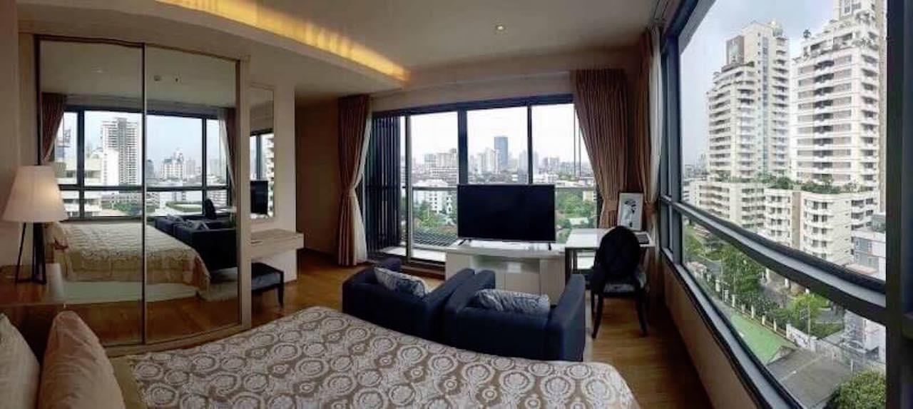 Mahanakornproperty Agency's Fully Furnished 1 bedroom for rent ,high floor 7