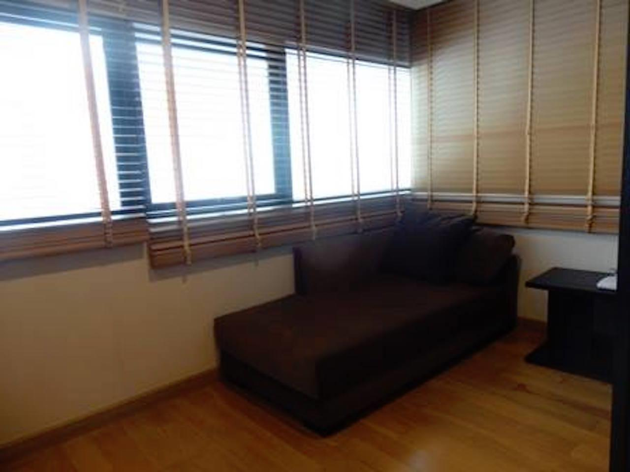 Mahanakornproperty Agency's Fully Furnished 1 bedroom for rent ,high floor 12