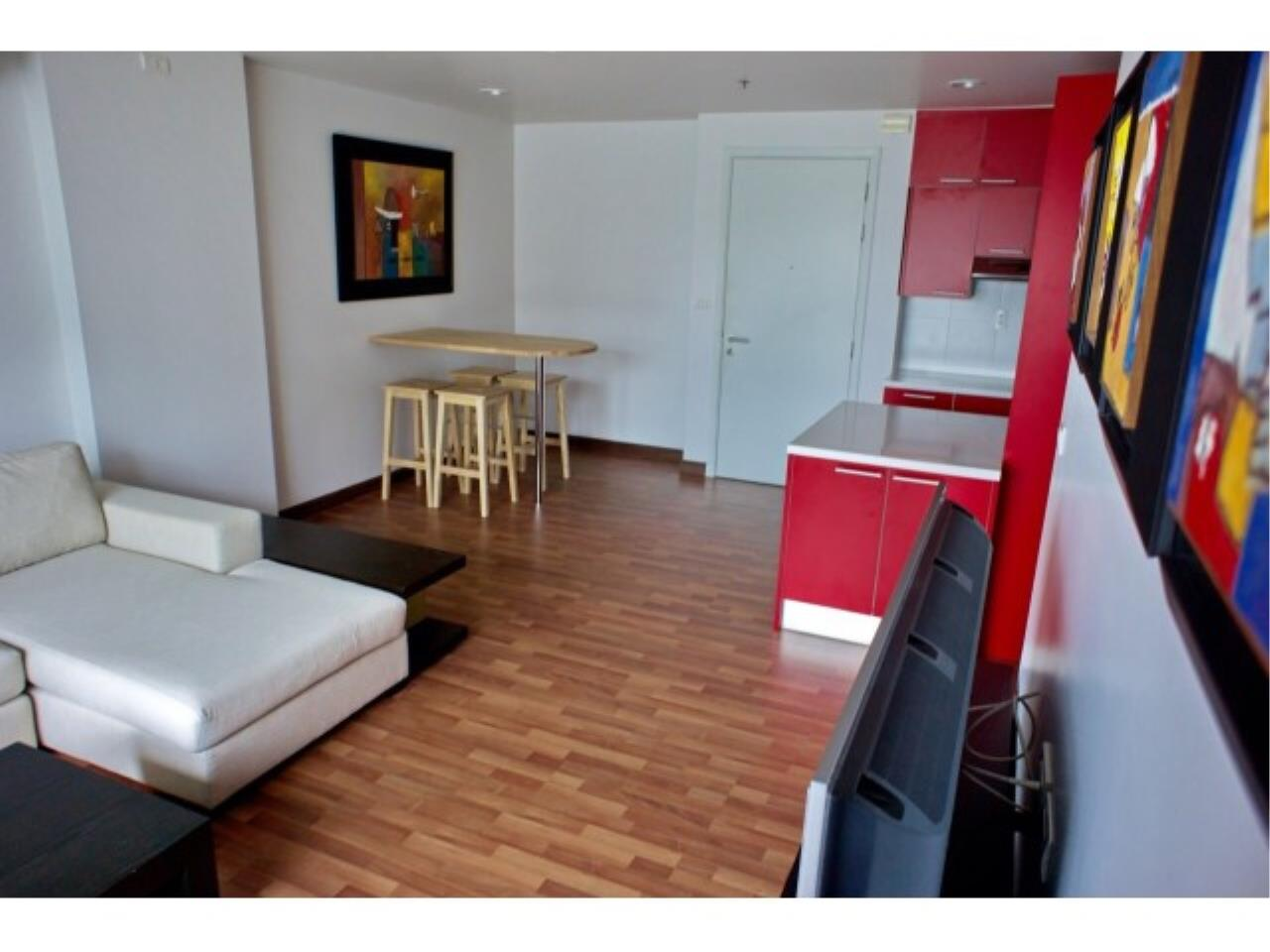 You Estate Agency's Sale Centric scene paholyathin 9, 59 sq.m Ari BTS 3