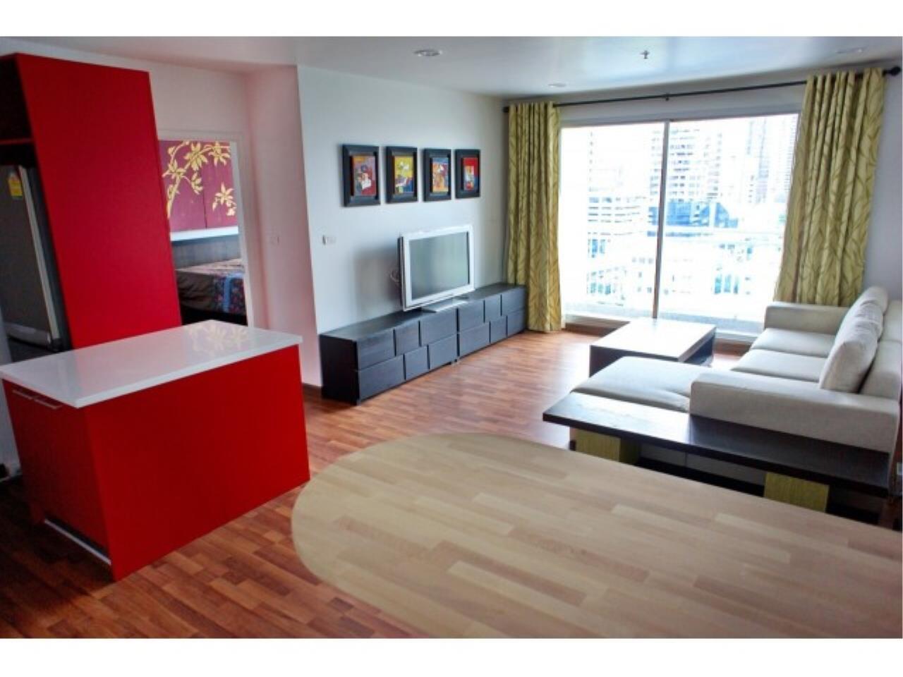 You Estate Agency's Sale Centric scene paholyathin 9, 59 sq.m Ari BTS 6