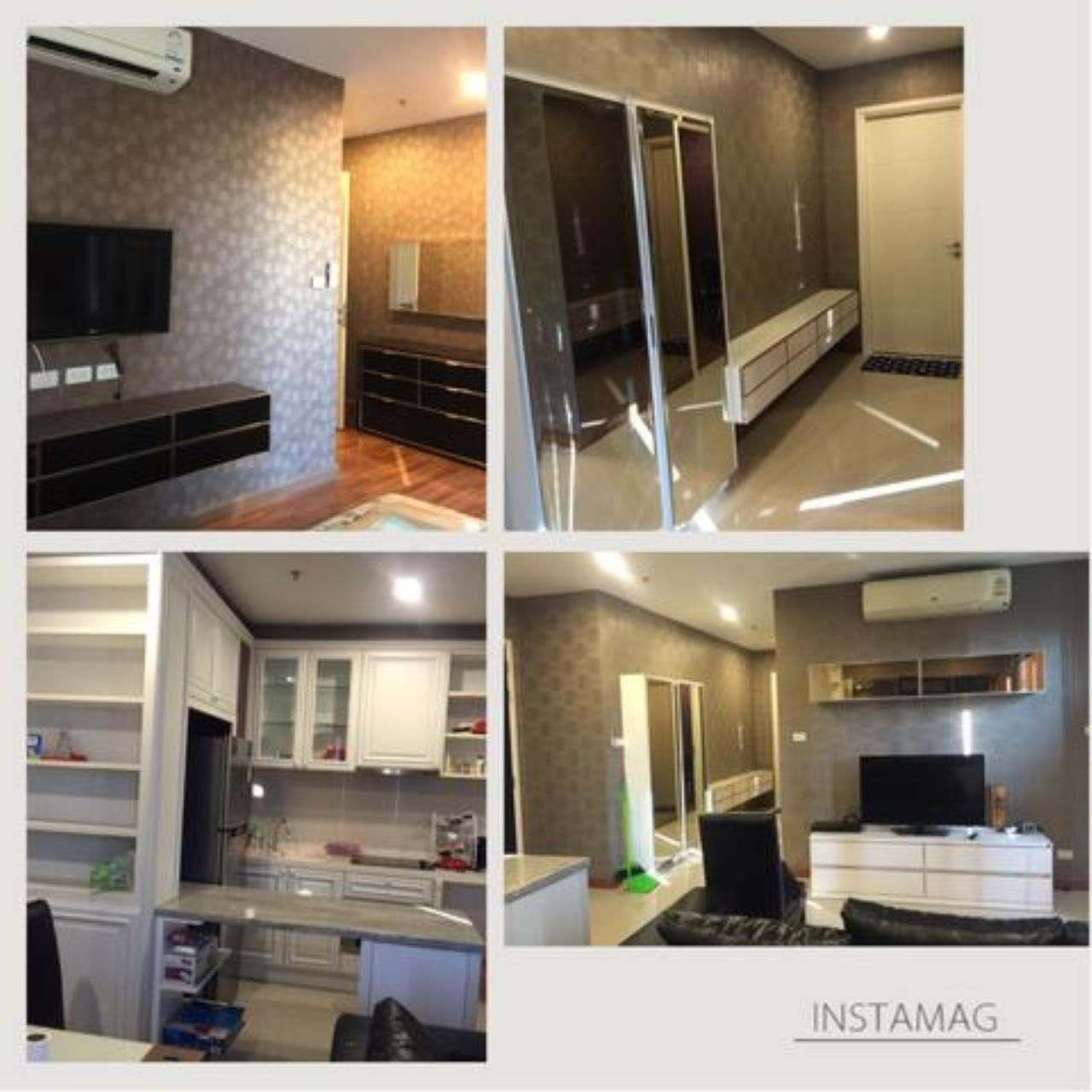 You Estate Agency's Sale 2 bed  77 sq.m Ivy resident pinklao  2