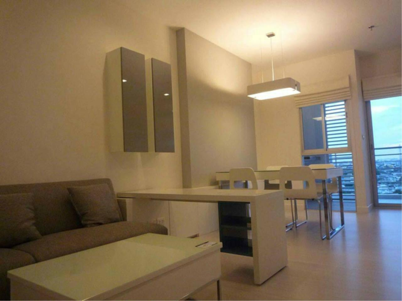 You Estate Agency's sale 2 bed 58 sq.m The Room Ratchada Ladprao MRT Ladprao 1