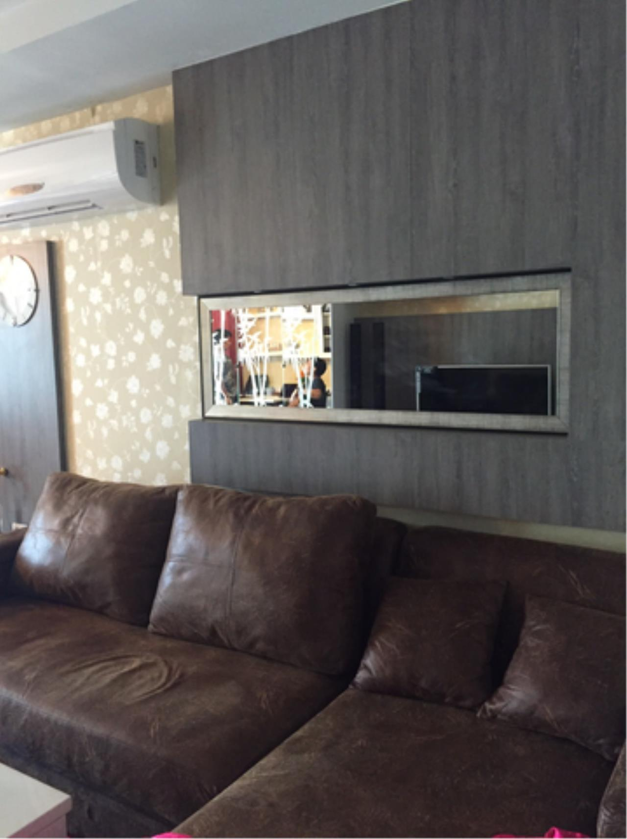 You Estate Agency's  sale condo 2 bed 58 sq.m ABSTRACTS PHAHONYOTHIN PARK  3