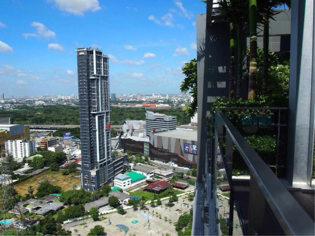 You Estate Agency's  sale condo 2 bed 58 sq.m ABSTRACTS PHAHONYOTHIN PARK  6