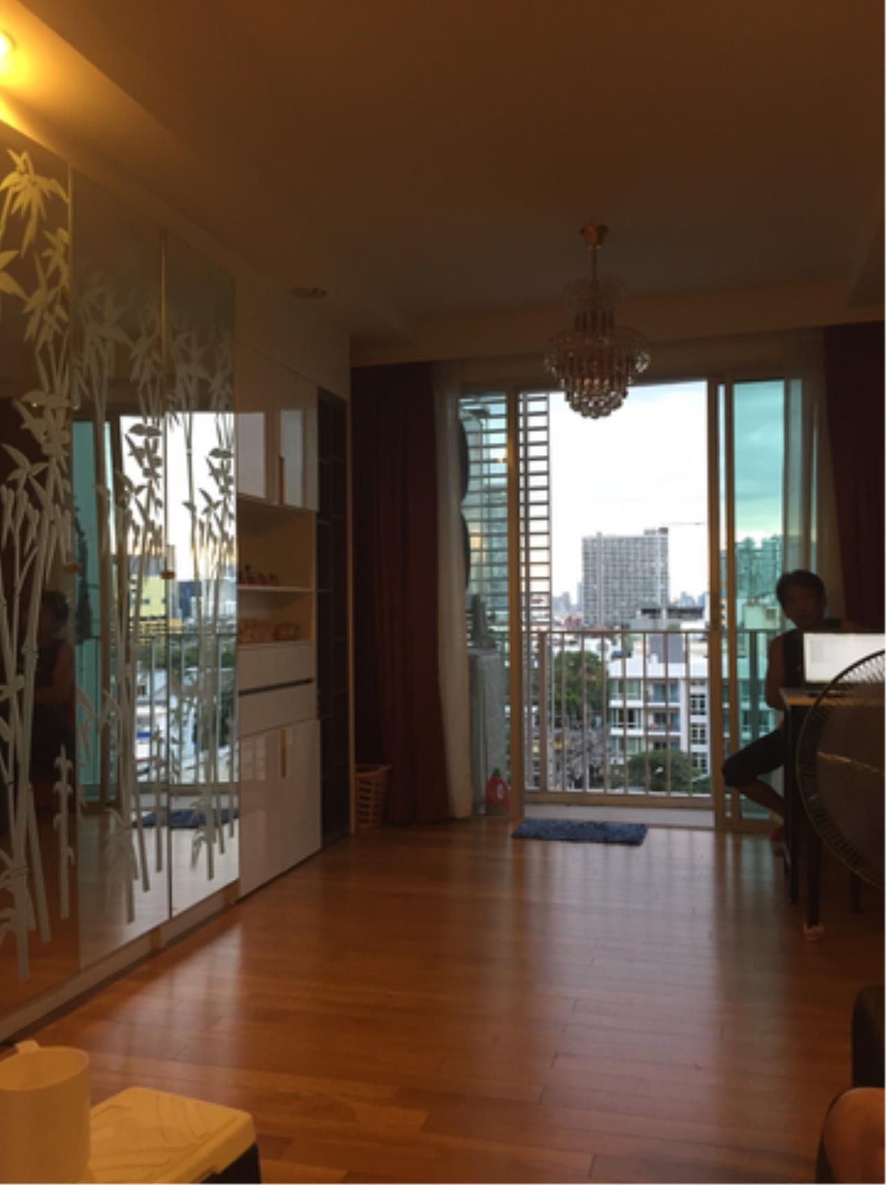 You Estate Agency's  sale condo 2 bed 58 sq.m ABSTRACTS PHAHONYOTHIN PARK  1