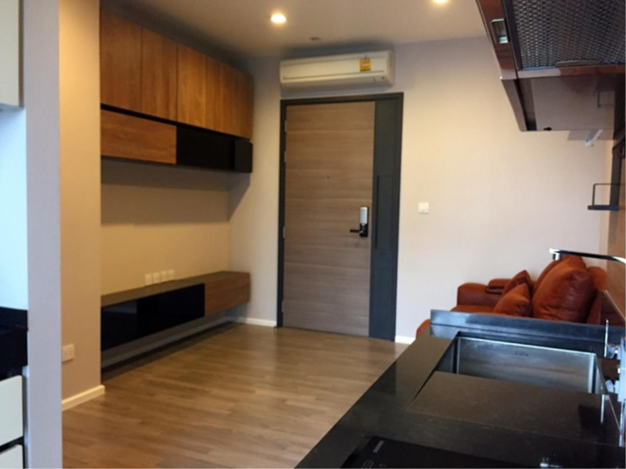 You Estate Agency's sale 35 sq.m 1 bed The Room Sathorn-St.Louis 7