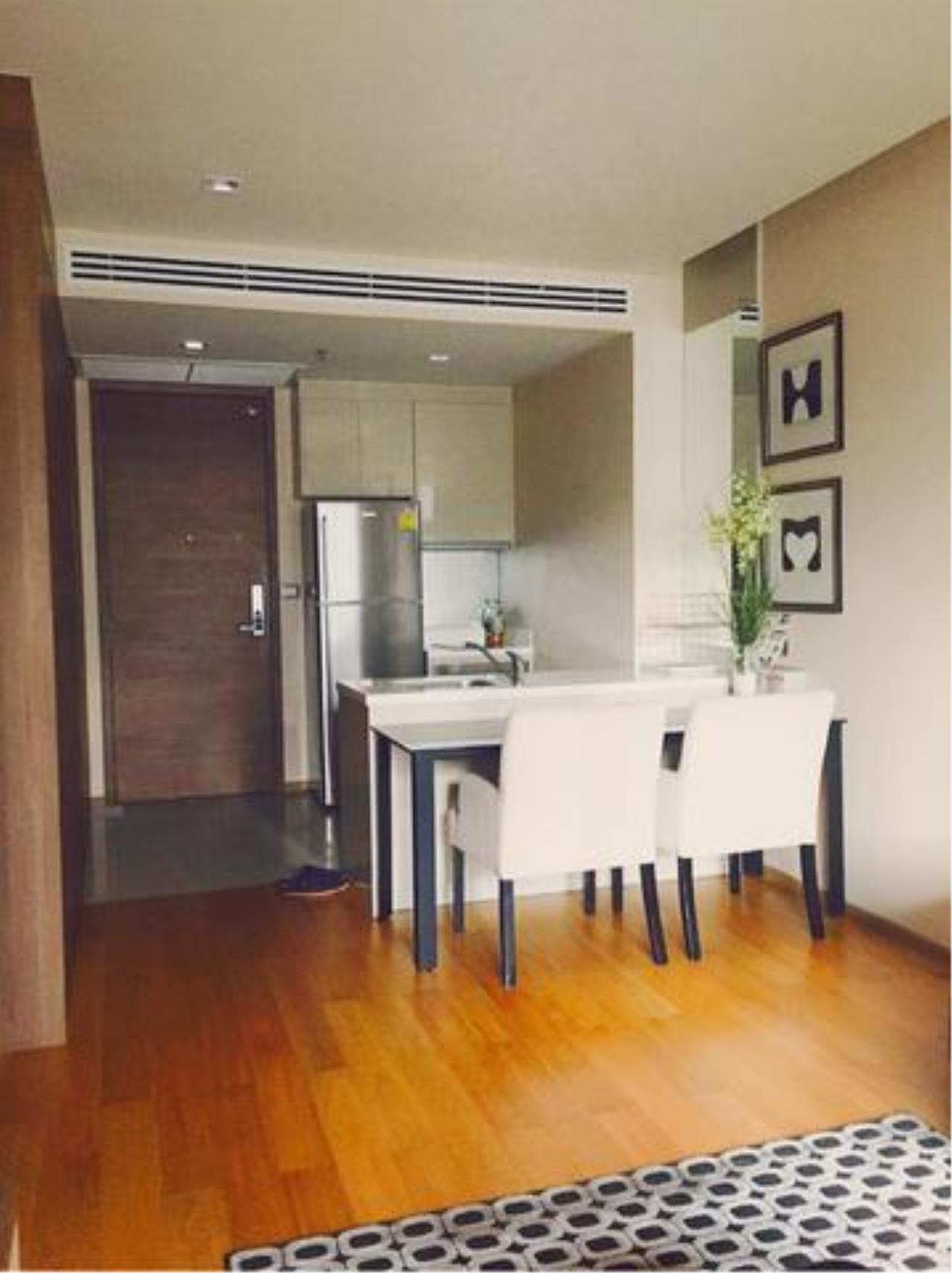 You Estate Agency's sale 55.5 sq.m 1 bed The Address sathorn Chong Nonsi BTS 2