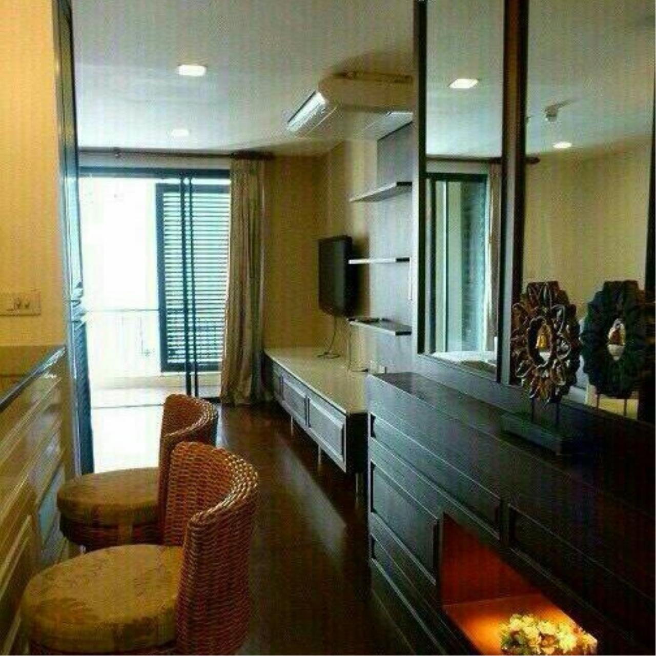 You Estate Agency's sale or rent 52000 area 80 sq.m 2 bed Prime Mansion sukhumvit 31 5
