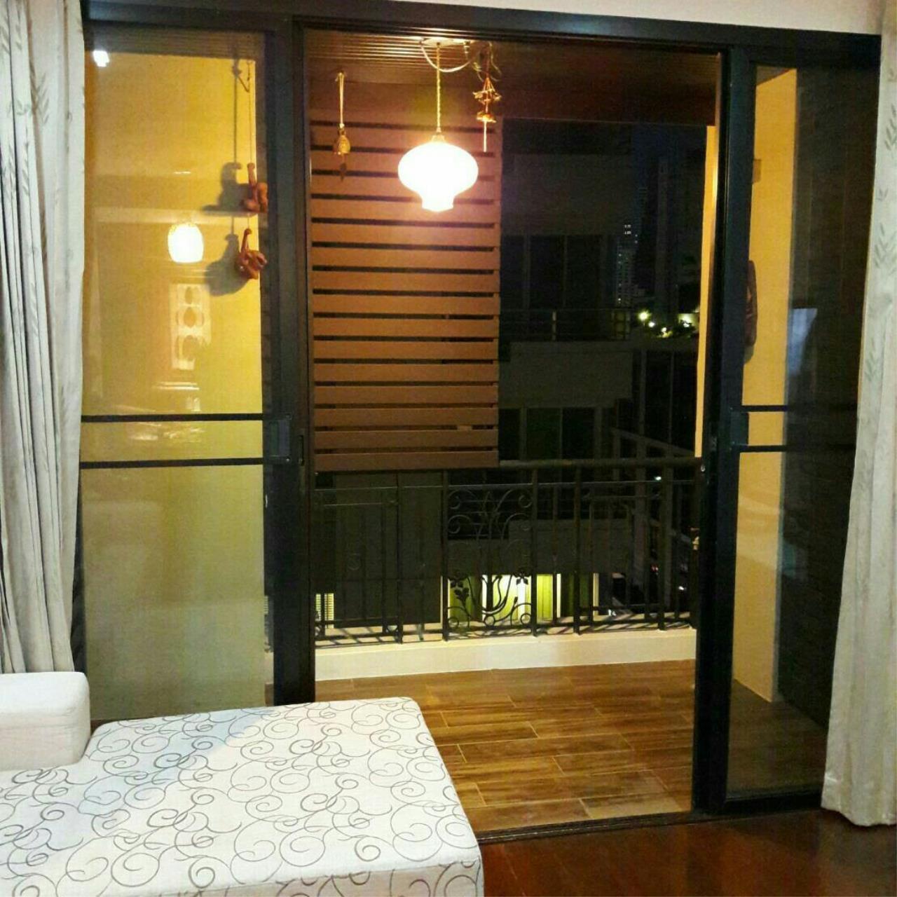 You Estate Agency's sale or rent 52000 area 80 sq.m 2 bed Prime Mansion sukhumvit 31 10