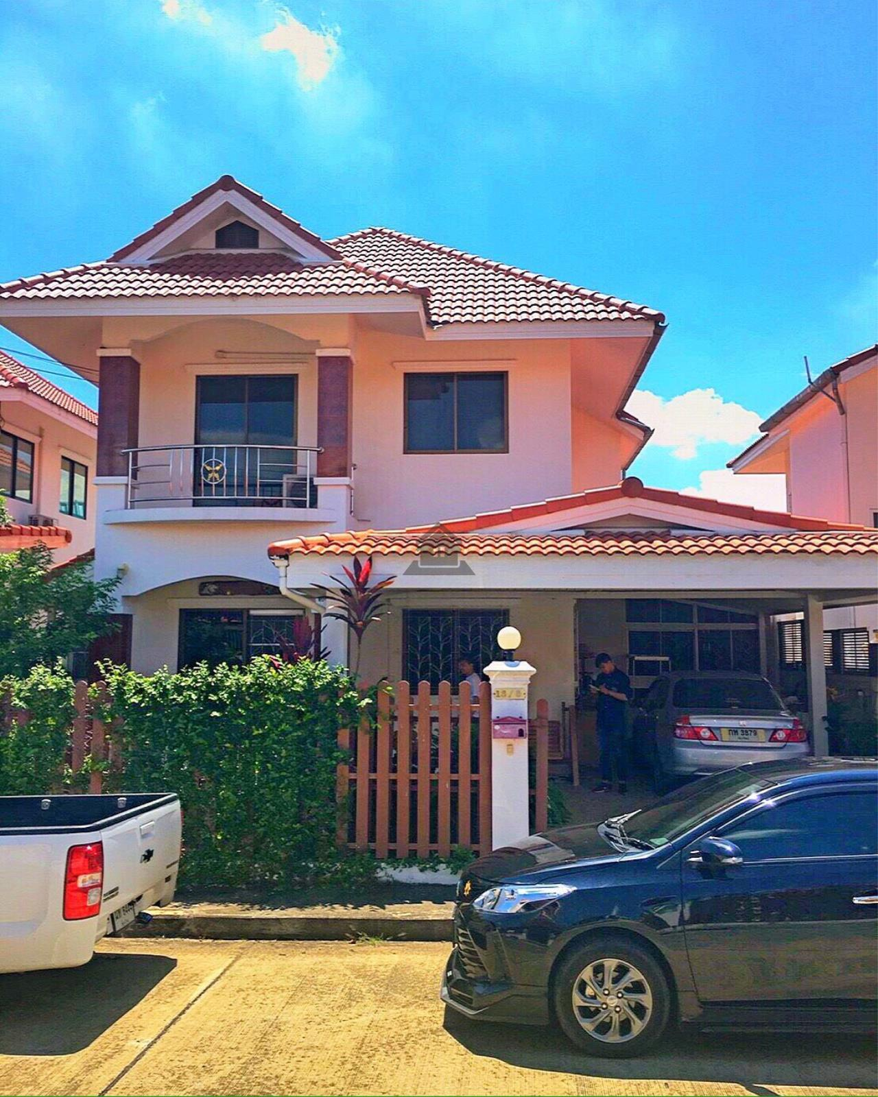 NTF at Home Agency's Home 2 floor 3 bedroom 3 batroom at sankam pang 1