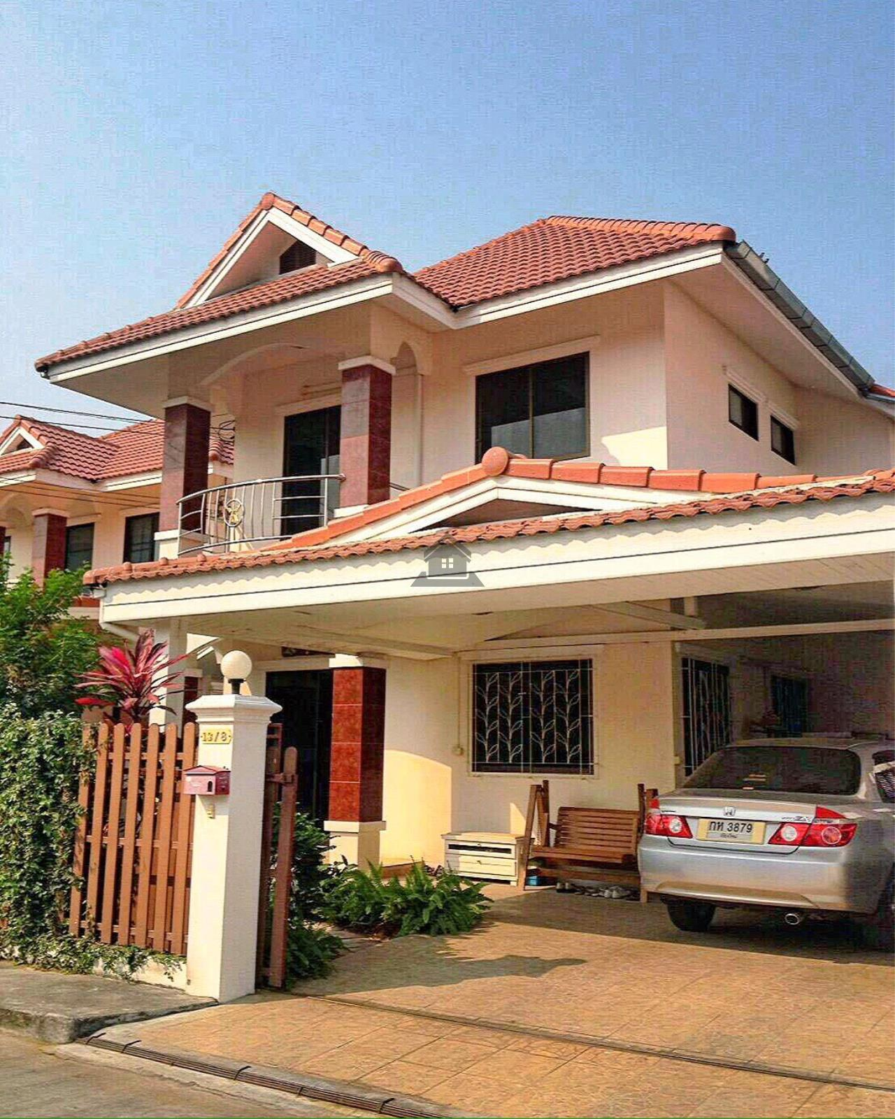 NTF at Home Agency's Home 2 floor 3 bedroom 3 batroom at sankam pang 2