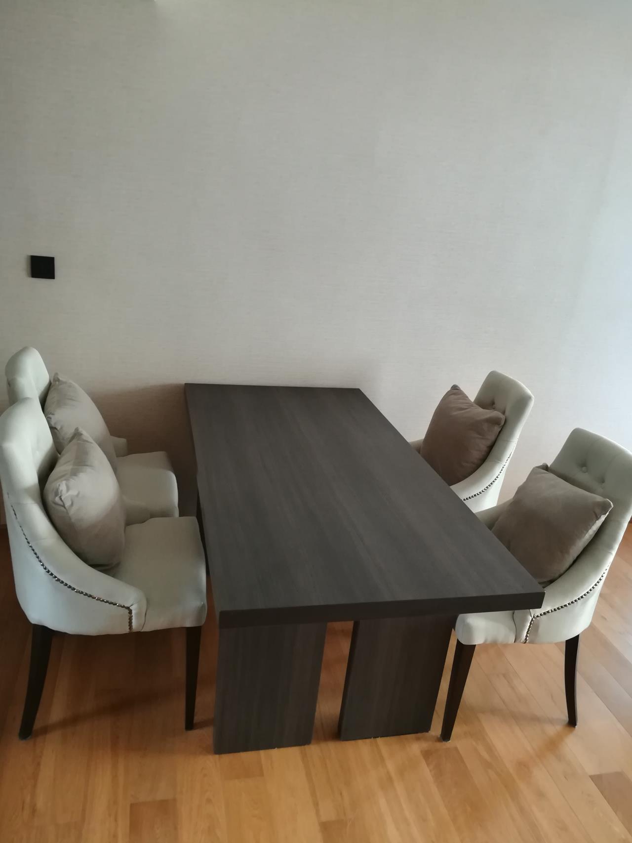 Professional One Service Agency's 2 bedroom condo for rent in Klass Langsuan 3